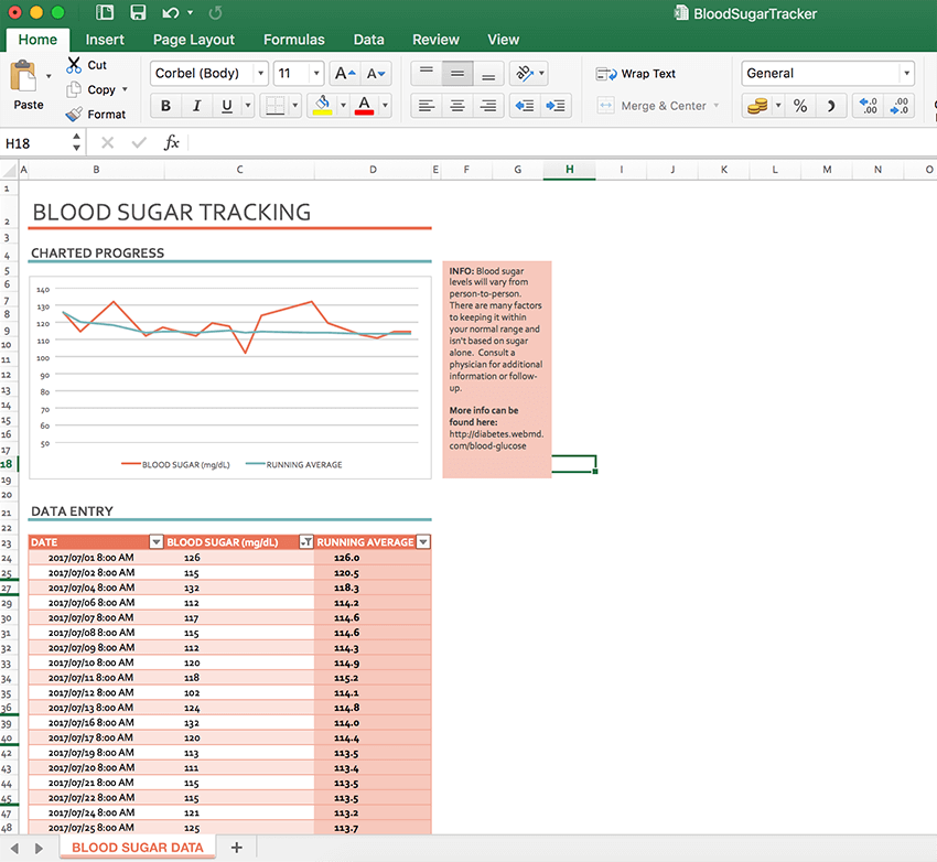 Import Excel templates with spreadsheet API