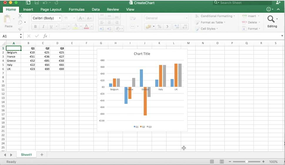 Documents for Excel, Java Edition | How to Add a Pivot Table to a Spreadsheet