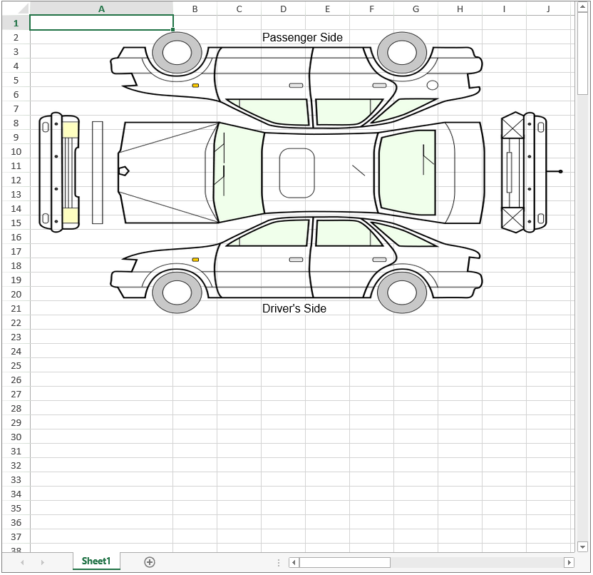 How To Create A Car Insurance Claim App With Custom Shapes