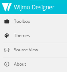Using the Wijmo Designer Extension for Visual Studio Code
