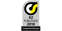 GrapeCity, 2 Publisher, ComponentSource