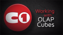 Working with OLAP Cubes Video