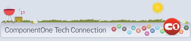 ComponentOne Tech Connection