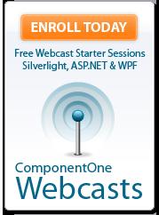 ComponentOne Webcasts