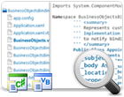 Instantly View Sample Source Code