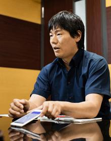 Android app development Naoki Takahashi