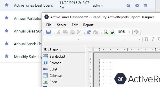 ClickOnce Report Designer App