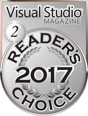 ActiveReports wins Visual Studio Magazine Reader's Choice Award!