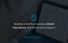 Build an Angular Dashboard Using Wijmo