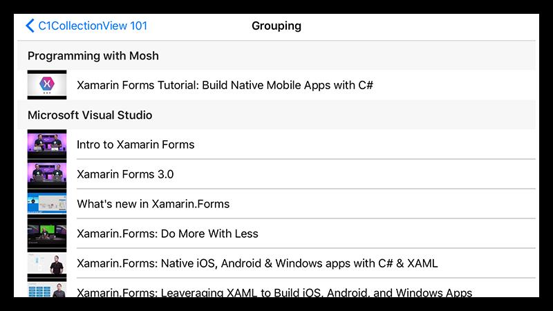 Xamarin UI Controls | Xamarin Forms,  iOS,  Android Controls