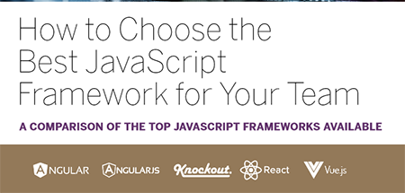 Choose a JavaScript Framework