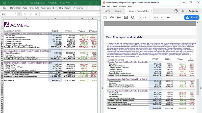 NET Excel API | Generate, Load, Edit Spreadsheets in  NET | GCDocuments