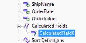.NET Reporting Specialized field types