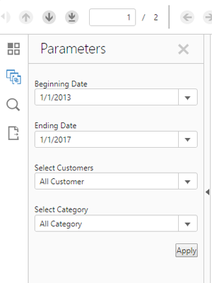 .NET Reporting What's New
