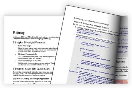 Silverlight PDF Viewer
