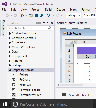 .NET Spreadsheet Component Works with Microsoft