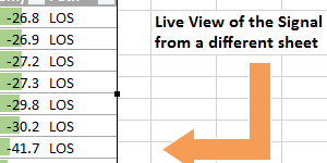 .NET Spreadsheet Component Camera Shapes