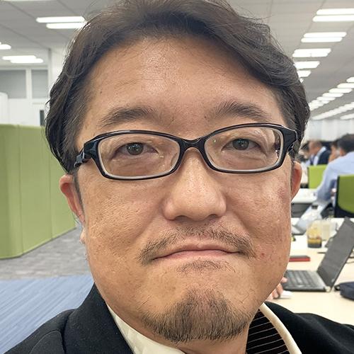伊藤忠テクノソリューションズ株式会社 アジャイル営業推進部 エグゼクティブエンジニア 伊藤 晃規 様
