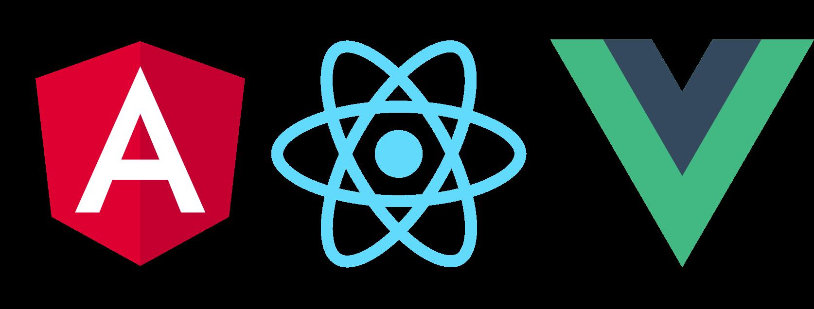 Angular、React、Vue.jsの最新バージョンをサポート