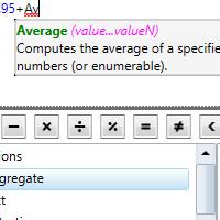 関数の詳細をツールチップに表示