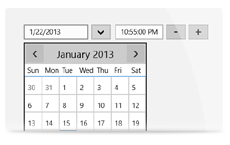 C1DateTimePicker